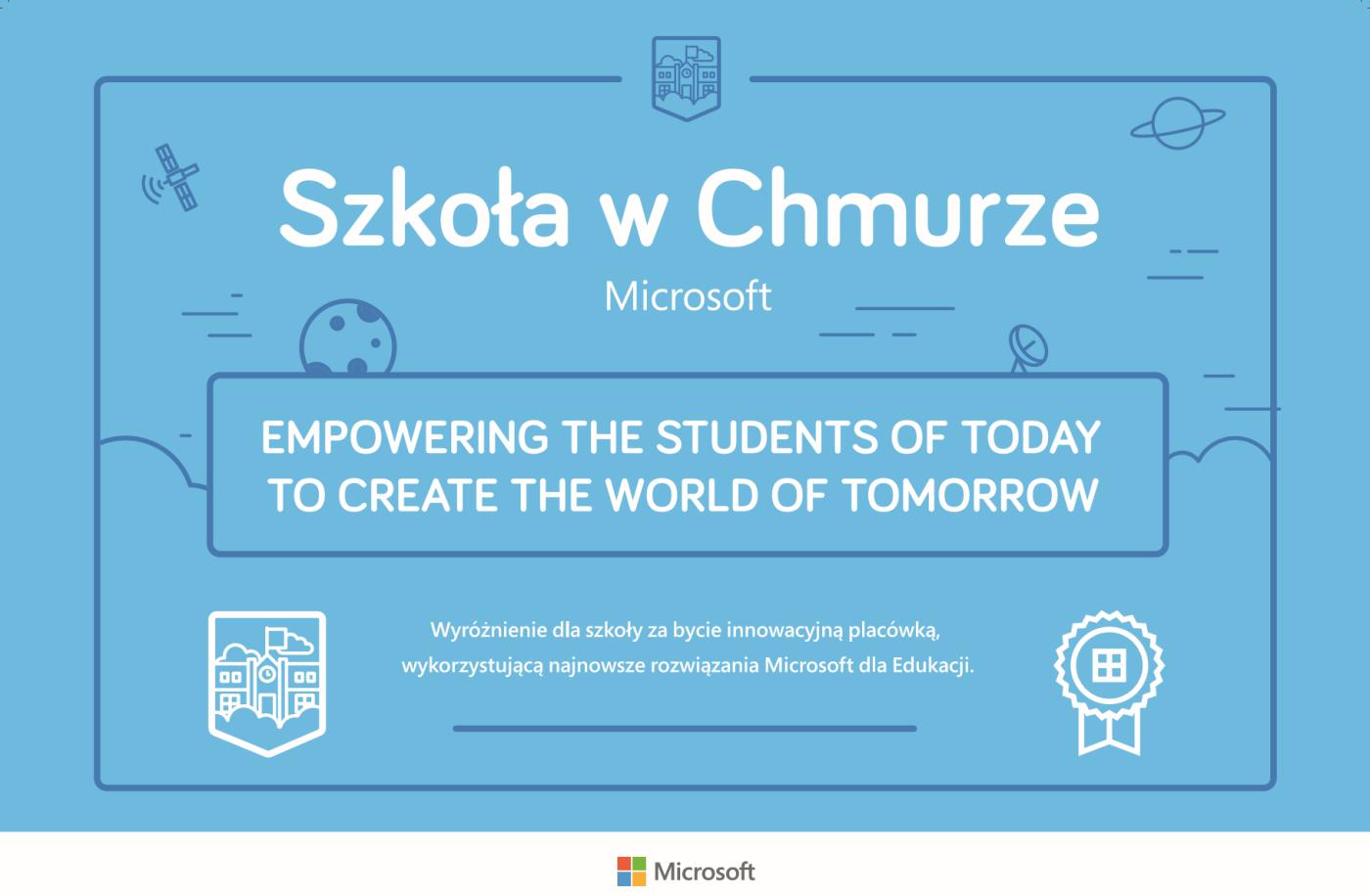 Microsoft Office 365 dla edukacji
